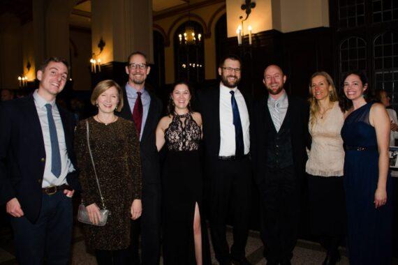 LBSA Annual Gala attendees